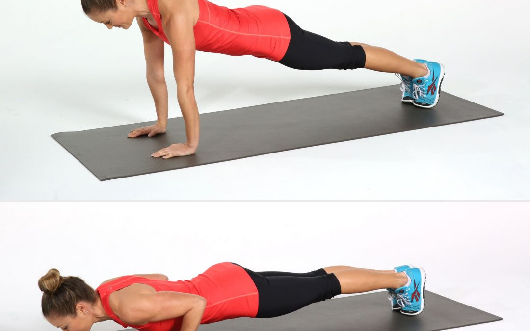 3 Ways to Spice Up Your Push Ups!
